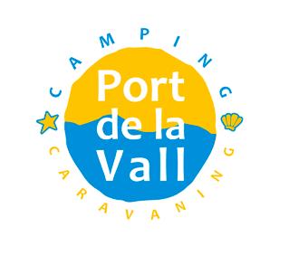 logo camping port de la vall